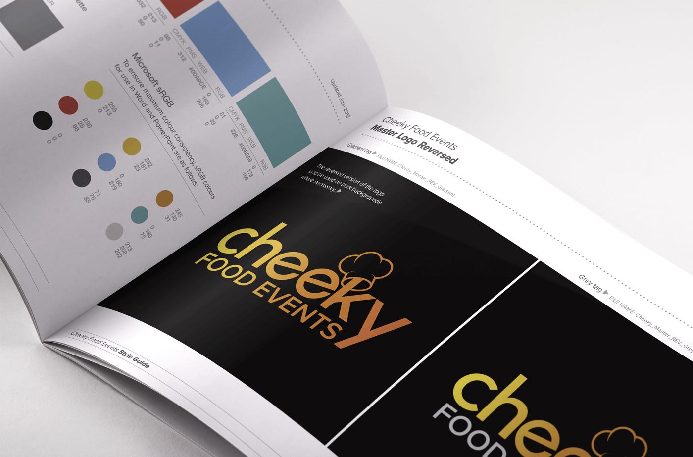 Cheeky Food Events - Zadro Agency