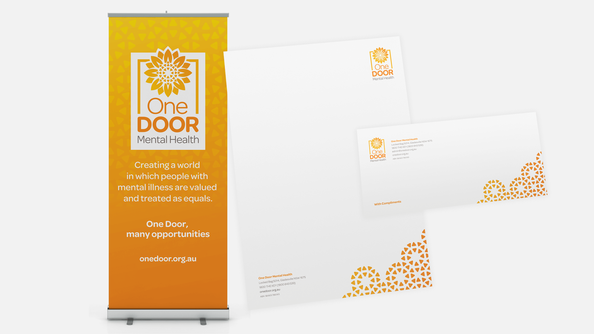 One Door Mental Health - Zadro Agency