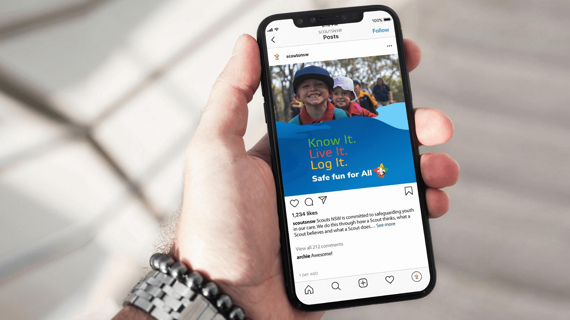 Scouts NSW - Zadro Agency