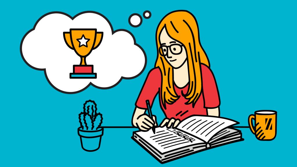 Writing an award? Plan to win!