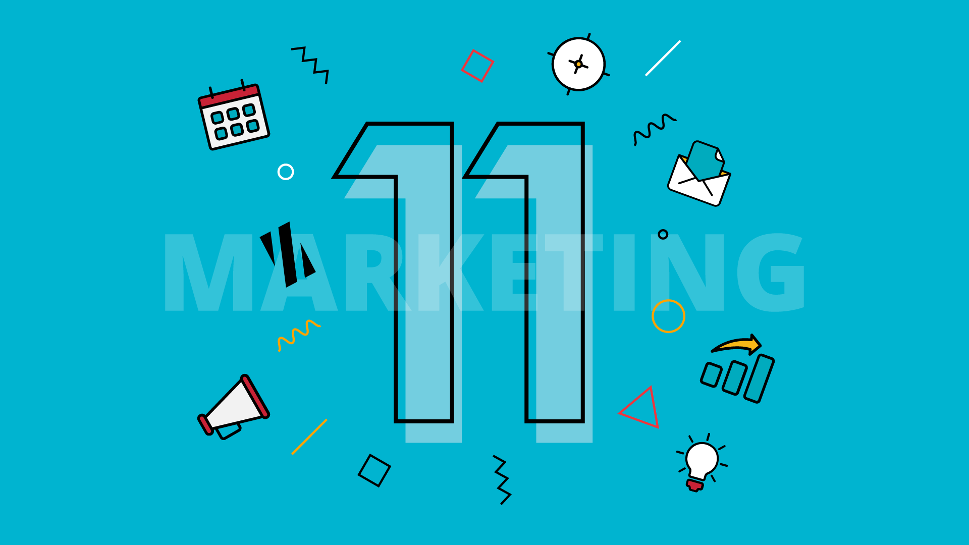 11 things you can do for your marketing right now