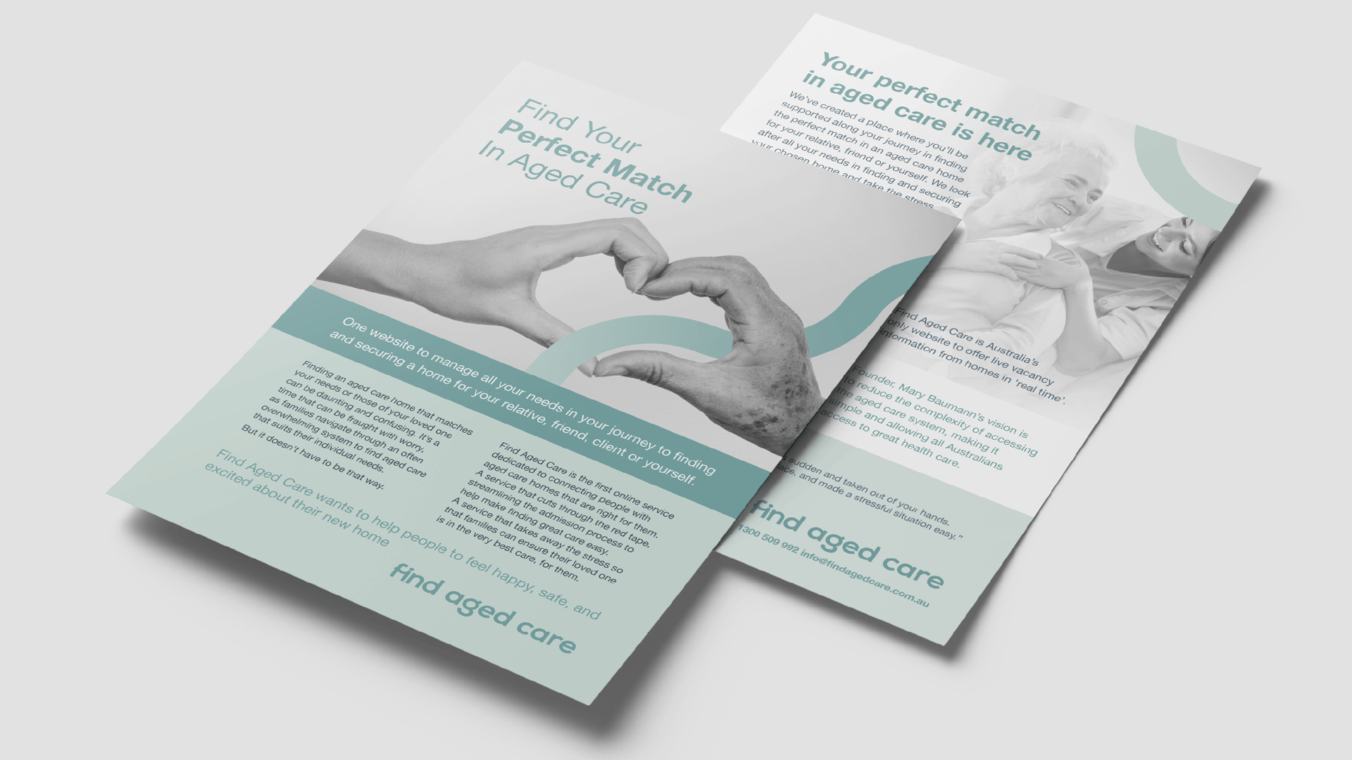 Find Aged Care – Brand Launch and Strategic Communications - Zadro Agency